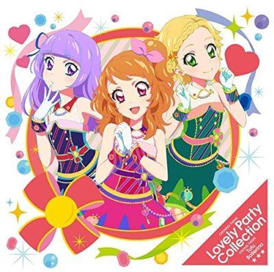 AIKATSU☆STARS! – Lovely Party Collection / Tutu Ballerina (Single)