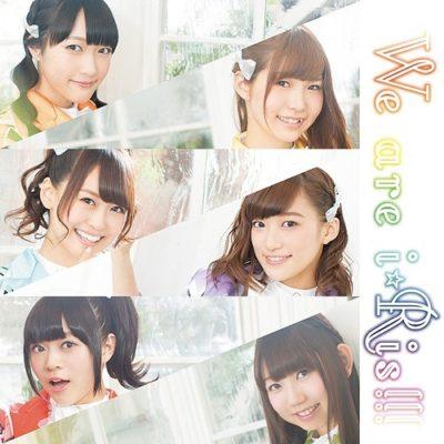 i☆Ris – We are i☆Ris!!! (1st Album)
