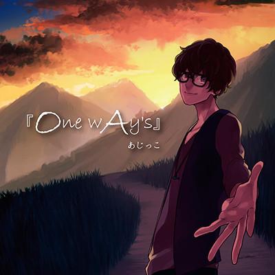 Ajikko – One wAy's (Album)