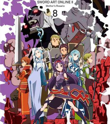 Sword Art Online II Bonus CD Vol.8 (Character Song)