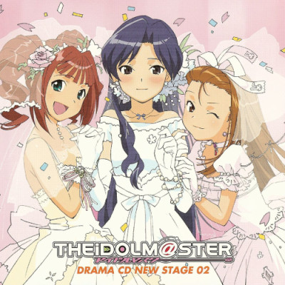 THE iDOLM@STER Drama CD – NEW STAGE (OST) (Music Collection)