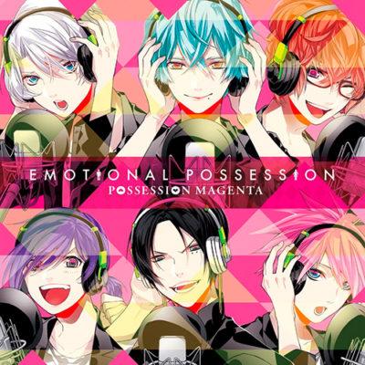 POSSESSION MAGENTA Theme Song Emotional Possession (Single)
