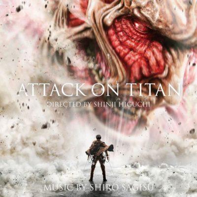 Attack on Titan Original Soundtrack Music by Shiro SAGISU