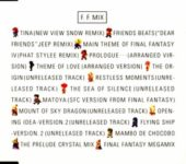 Final Fantasy Mix [FLAC]