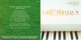 Final Fantasy V Piano Collections [FLAC]