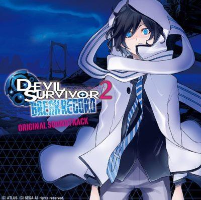 DEVIL SURVIVOR 2 BREAK RECORD ORIGINAL SOUNDTRACK