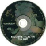 Nobuo Uematsu - Music from Final Fantasy V and Final Fantasy VI Video Games [FLAC]