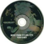 Nobuo Uematsu - Music from Final Fantasy V and Final Fantasy VI Video Games [FLAC]