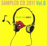 SQUARE ENIX MUSIC SAMPLER CD 2011 Vol.6 [FLAC]
