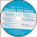 SQUARE ENIX MUSiC SAMPLER CD 2008 Vol.3 [FLAC]