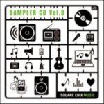SQUARE ENIX MUSiC SAMPLER CD Vol.8 [FLAC]