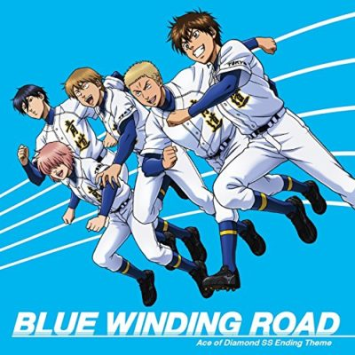 Ace Of Diamond S2 ED2 BLUE WINDING ROAD