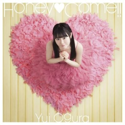 Yui Ogura – Honey♥Come!! (Single) Joukamachi no Dandelion ED