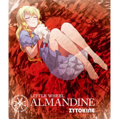 (C88) ZYTOKINE – LITTLE WHEEL ALMANDINE