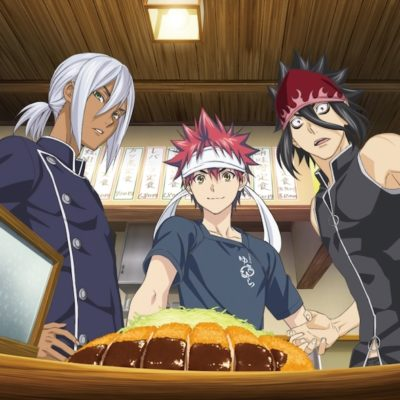 Misokkasu – Rising Rainbow (Single) Shokugeki no Souma OP2