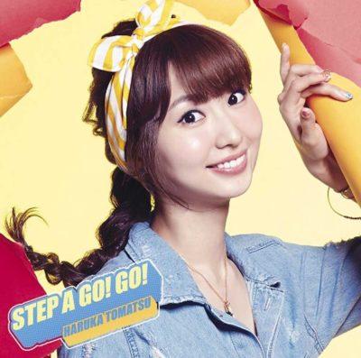 Haruka Tomatsu – STEP A GO! GO! (Single)