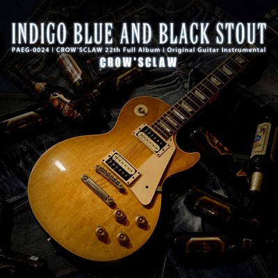 (C88) CROW'S CLAW – Indigo Blue And Black Stout