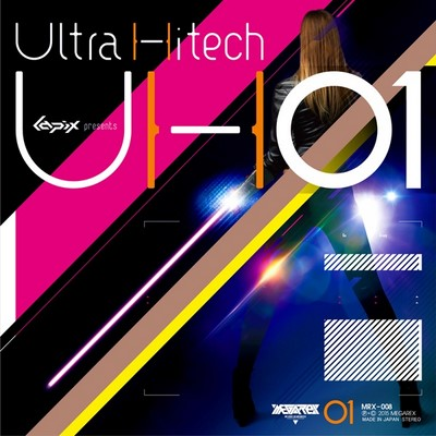 (C88) MEGAREX - Ultra Hitech 01 [MP3] New