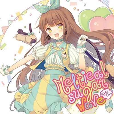 Nanahira – Meltical sugar wave (Album)
