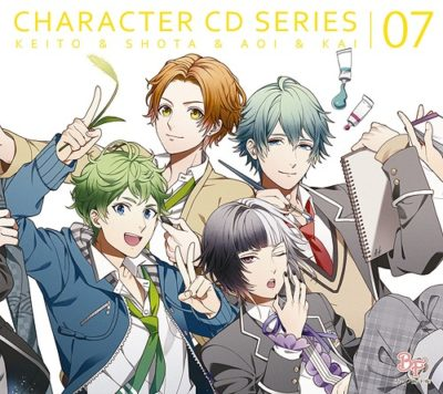 Boyfriend (Kari) Character CD Series vol.7