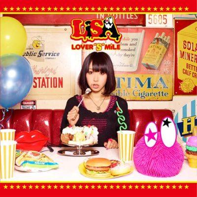 """LiSA – LOVER""""S""""MILE (Album)"""