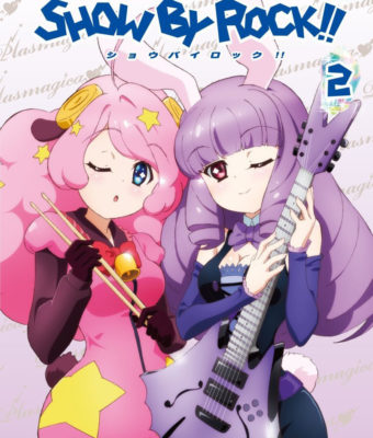 SHOW BY ROCK!! Vol.2 Bonus CD (Character Song)