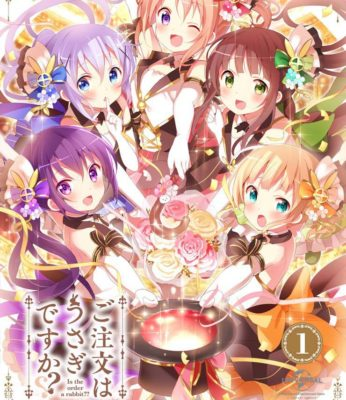 Gochuumon wa Usagi Desu ka?? 2 Bonus CD Vol.1