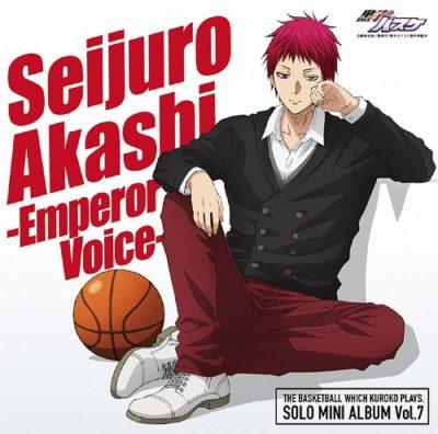 Kuroko no Basuke Solo Mini-Album Vol.7