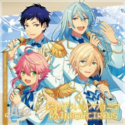 Ensemble Stars! Unit Song CD Vol.3 Fine