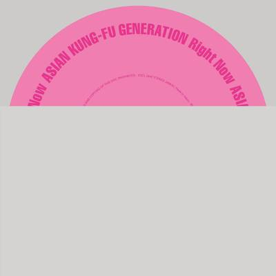 ASIAN KUNG-FU GENERATION – Right Now (Single)