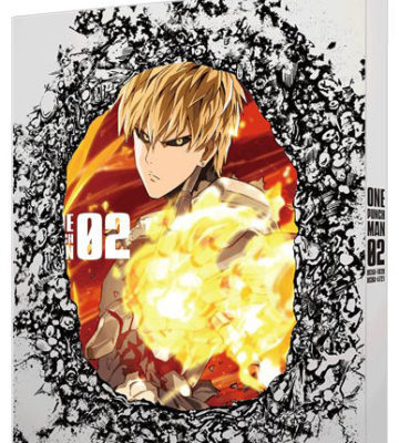 One Punch Man Vol.2 Bonus CD