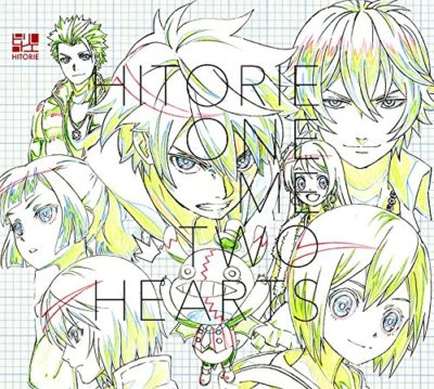 Hitorie – ONE-ME TWO-HEARTS (Single) Divine Gate OP
