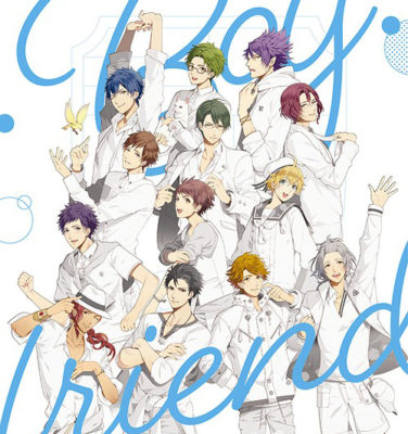 Boyfriend (Kari) Character Song Album vol.1 [new songs]