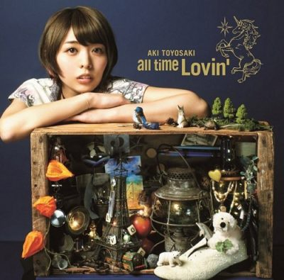Aki Toyosaki – all time Lovin' (3rd Album)