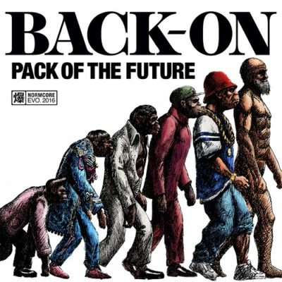 BACK-ON – PACK OF THE FUTURE (Album)