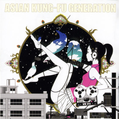 ASIAN KUNG-FU GENERATION – Solfa (Album)