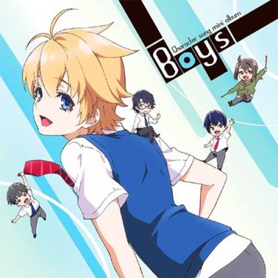 Haruchika Character song mini album ~Boys~