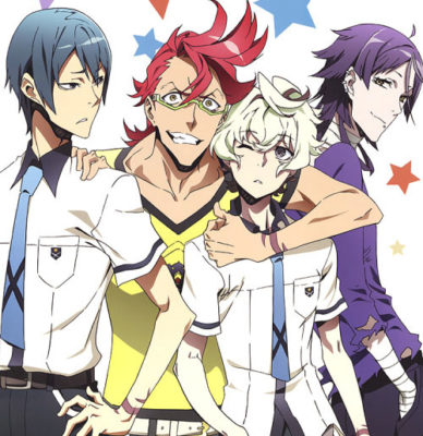 BOOM BOOM SATELLITES – LAY YOUR HANDS ON ME (Single) Kiznaiver OP