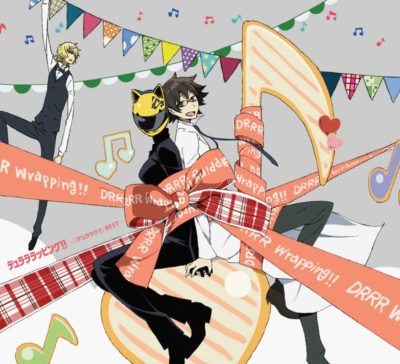 "DRRR Wrapping!! -""DuRaRaRa!!"" BEST-"