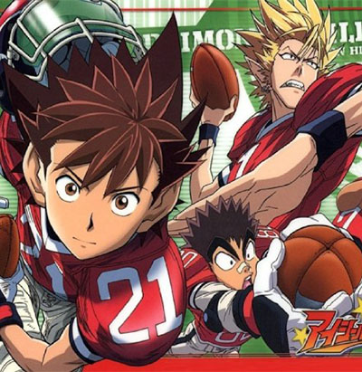 Eyeshield 21 OST (Music Collection)