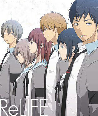 ~ReLIFE Ending Songs~