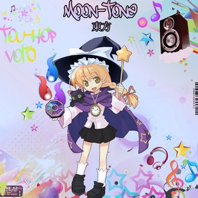 (RTS-13) [2016.05.08] Moon-Tone - Tou-Hop Vol 5 (MP3 320KB)