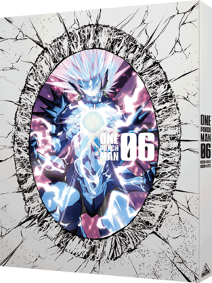 ONE PUNCH MAN Vol.06 SPECIAL CD