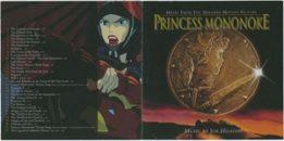 Princess MONONOKE USA Version Soundtrack [MP3]