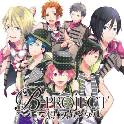 b-project-kodou-ambitious-anime-sheet-music