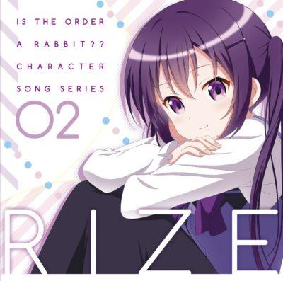 Gochuumon wa Usagi Desuka?? Character Song Series 02 Rize