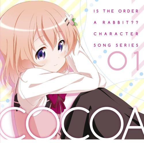 Gochuumon wa Usagi Desuka?? Character Song Series 01 Cocoa