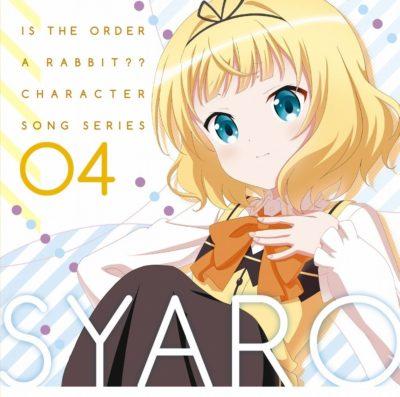 Gochuumon wa Usagi Desuka?? Character Song Series 04 Syaro