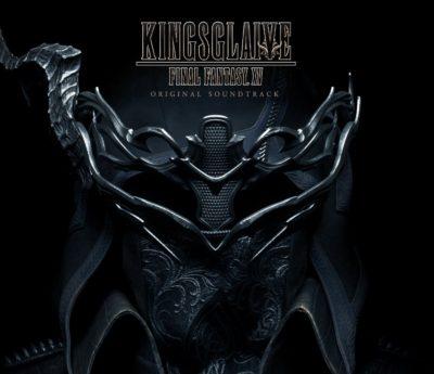 KINGSGLAIVE FINAL FANTASY XV Original Soundtrack