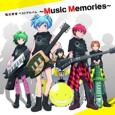 Ansatsu Kyoushitsu Best Album Music Memories